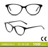 Het Frame gwb02150-A van de Glazen van het Ontwerp van de Douane van China van het Frame van het Oogglas van de manier