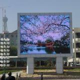 Pantalla video publicitaria a todo color de la pared LED de P8 Outdor