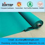 Membrana impermeable del PVC de la resistencia de Erosin