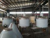 Aço inoxidável ou máquina material de cobre vermelha da produção da cerveja do equipamento da fabricação de cerveja de cerveja