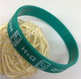 Umweltfreundliche Form-haltbarer kundenspezifischer SilikonWristband