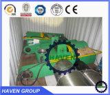 Macchina d'arricciatura idraulica dello strato di W11S, macchina piegatubi del piatto universale di CNC