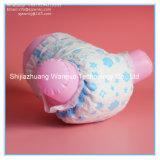 OEMの中国の使い捨て可能な赤ん坊のおむつの製造業者
