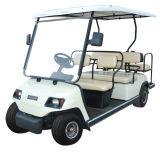 6 Seaters новых энергетических экологических электрического поля для гольфа автомобиль