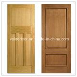 Portello solido interno/esterno di legno, portello della prova di fuoco