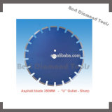 "14 "" Asphalt Cutting Saw Blade"