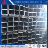 Tubo rettangolare del acciaio al carbonio dell'acciaio dolce per la struttura