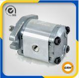 Linke Umdrehungs-Aluminiumzahnradpumpe-hydraulische Zahnradpumpe