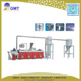 Plastic PP/PE Based WPC Co-Rotation Wood Granulating Machine Production