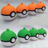 Go Game USB Flash Drive Design Elf Ball 6color USB Flash Pendrive mémoire pour choisir