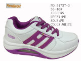 Numéro 51737 la plate-forme de quatre femmes de couleurs chausse des chaussures de santé de chaussures occasionnelles