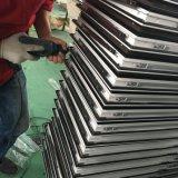 Finestra di alluminio della stoffa per tendine della rottura termica di vetratura doppia