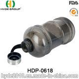 2.2L/1.89L популярный кувшин воды гимнастики пластмассы PETG, бутылка воды большой емкости пластичная (HDP-0618)