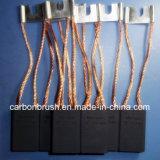 Щетка D374N углерода в форме графита самого лучшего цены Electro для мотора DC