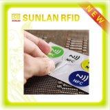 NFC Tag etiqueta autoadhesiva