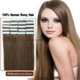 Средств волосы ленты Brown золы #8