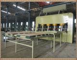 Tarjeta del panel a base de madera que hace la línea/la cadena de producción de la madera contrachapada/la madera contrachapada que hace la máquina