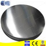Warmgewalste het aluminiumcirkel van 3003 niet-Stok voor cookware
