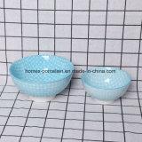 La Chine usine Dîner en porcelaine de haute qualité
