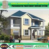 Экономичный легкий вес быстро здание сегменте панельного домостроения стекла модульный контейнер на место
