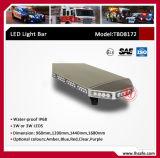 Advertencia aluminio llevó barra de luz (TBD8172)