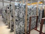 승진에 새로운 대중적인 에메랄드 색 얼음 비취 녹색 자연적인 돌 석판 대리석
