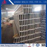 Tubo rectangular del acero de carbón del acero suave para la estructura
