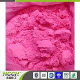 슬리퍼에서 이용되는 분홍색 안료 분말
