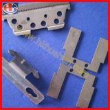 Peças de usinagem de peça de conexão de aço inoxidável (HS-ST-014)