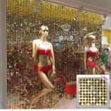 반짝임 외부 미러 홀을%s 장식적인 Sequin 벽면 또는 상점 또는 홈