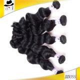 Tissage desserré péruvien neuf de type de cheveu des prix