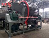 기계를 재생하는 사용된 타이어 슈레더 타이어