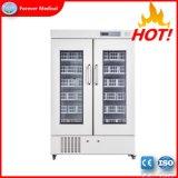 Frigorifero dritto della Banca di anima del frigorifero da 4 gradi con Ce e l'iso (BBR660)