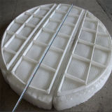 Gas-Liquid Ruitverwarmer van het Netwerk van de Draad van het Roestvrij staal/Stootkussen van de Ruitverwarmer
