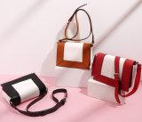 折り返しFashion Bag (WDL0225)長いストラップのCrossbodyのハンドバッグの女性
