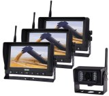Multi-Monitor Digital System Wireless for Double bed Farm Harvester Harvesting, Transport Tractor, Viewing Silos