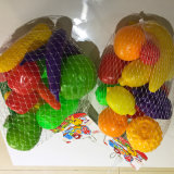Frucht-Eis-Würfel-Form-Plastikspielzeug für Kind-Förderung