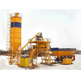 Prefabricados de hormigón de la planta de construcción de equipos de mezcla de cemento