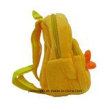 De zachte Schooltas van het Jonge geitje van de Eend van de Pluche