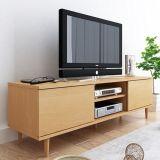 Basamento della TV per il salone con i portelli