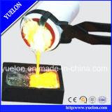 печь Induciton золота 1-3kg и серебра плавя