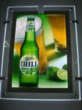 La pantalla de cristal colgando de la ventana (MDCLB-A3).