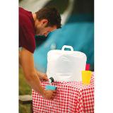 Alto livello della FDA che piega il contenitore di plastica compatto dell'acqua