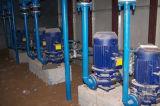 Vertical Agua caliente eléctrico de circulación en línea de bombas centrífugas