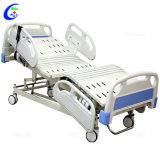 의학 가구와 장비 의학 금속 5 기능 전기 병상