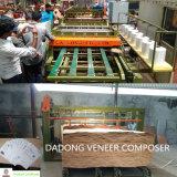 Machine automatique de contre-plaqué de constructeur de faisceau de placage