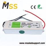 5W 12V/24V de tensión constante que LED IP67 Resistente al agua fuente de alimentación con Ce/RoHS