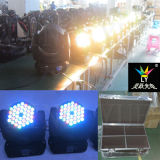 36X3w移動ヘッド結婚式の段階LED DJライト