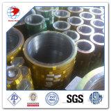 """螺線形の傷のガスケット6 """" 600# ASME B16.20 Ss304のガスケット"""