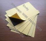 double feuille auto-adhésive latérale de PVC de 1mm pour l'album photos